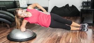 Ein wichtiger Bestandteil jedes Krafttrainings: Übungen für die Bauchmuskulatur