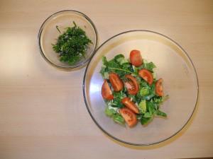 Christian macht Salat - das hätte er selbst nicht erwartet