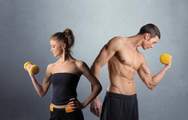 Fehler beim Armtraining vermeiden
