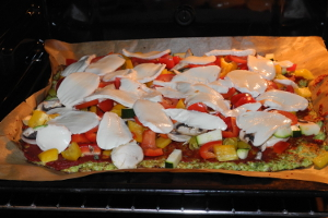 Low Carb Pizza: Pizza ohne Kohlenhydrate