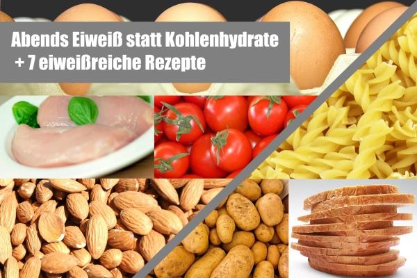 Abends Eiweiss Statt Kohlenhydrate 7 Eiweissreiche Rezepte Sport