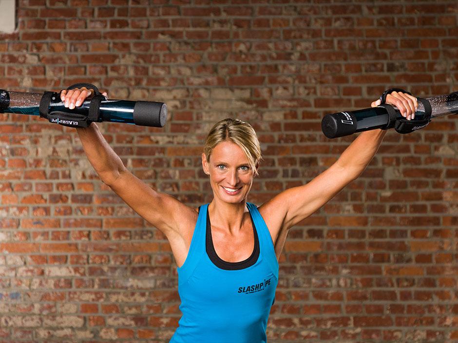 neues Fitnessgerät