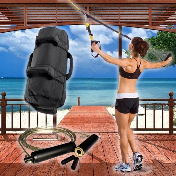 Urlaubspaket Fitnessgeräte