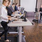 Bewegtes Büro – so vereinbart Ihr Produktivität und Bewegung