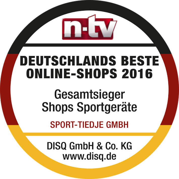 sport tiedje ist deutschlands bester online shops f r sportger te. Black Bedroom Furniture Sets. Home Design Ideas