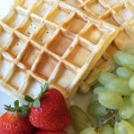 Fitness Food: Protein Waffeln und Brownies