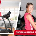 Laufband für Anfänger: Trainings-Tipps