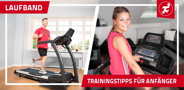 Laufband Trainings-Tipps
