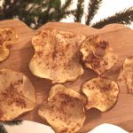 Winter-Rezept: Knusprige Bratapfelchips