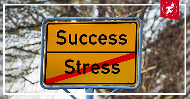 Fitness schützt vor Stress