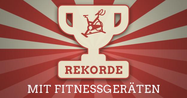 Weltrekorde auf Fitnessgeräten