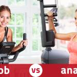 Aerobes und anaerobes Training