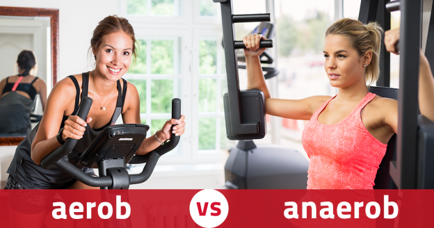 aerobes und anaerobes Training