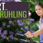 Sport im Frühling: die besten Sportarten und Fitnessgeräte