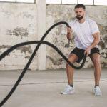 Battle Rope – Ganzkörperworkout mit dem Seil