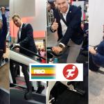 Fitnessmesse FIBO 2017