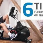 6 Tipps für das Training mit Gelenkschmerzen