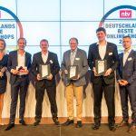 Sport-Tiedje ist Deutschlands bester Online-Shop für Sportgeräte 2017!