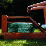 Rudergeräte mit Wasserwiderstand