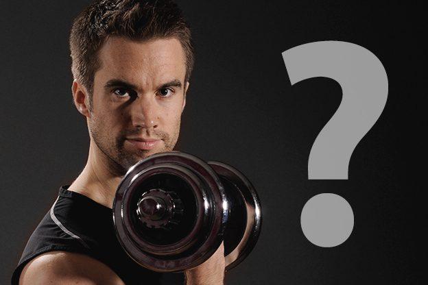 Fitness Fragen