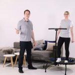 Trampolin-Workout: Effektive Übungen für Einsteiger (mit Video)