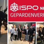 ISPO 2018 – Awards: Sport-Tiedje verleiht den Geparden