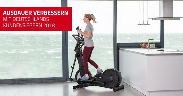 Deutschlands Kundensieger für Sportgeräte