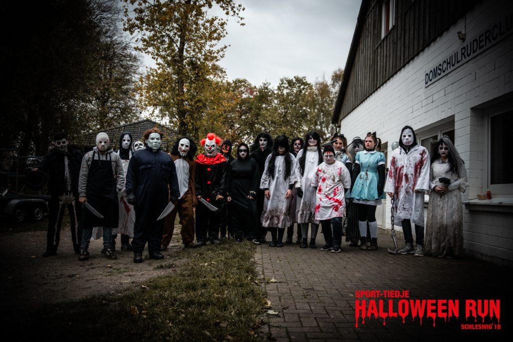 Sport-Tiedje Halloween Run