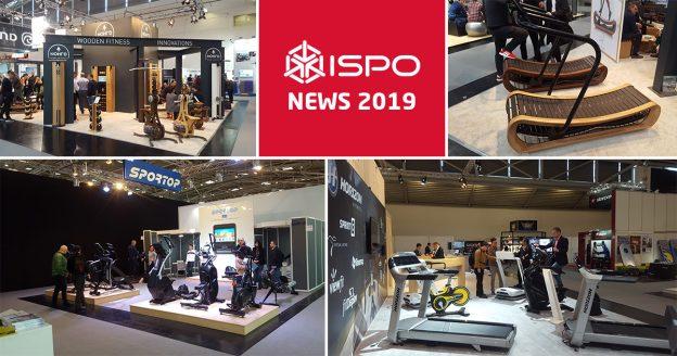 Bilder von der ISPO 2019