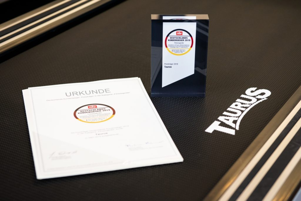 Taurus ist Deutschlands Kundensieger 2019