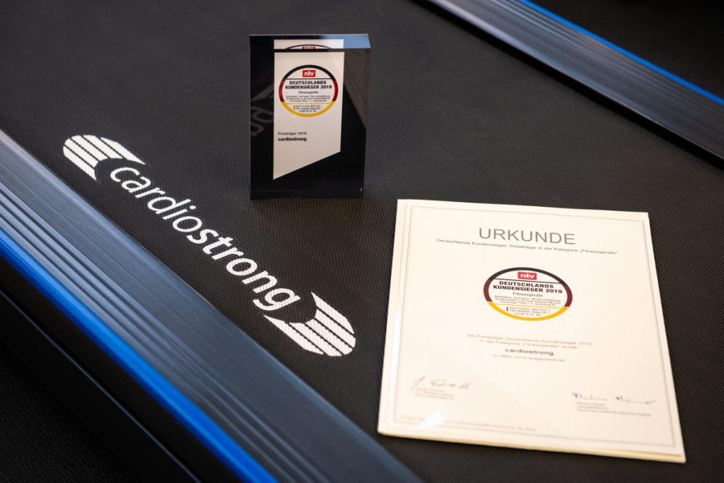 cardiostrong Deutschlands Kundensieger 2019