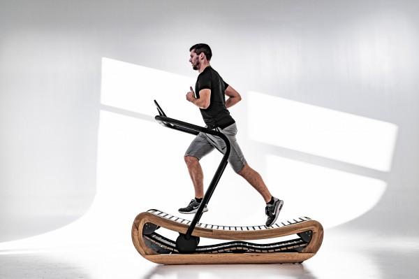Curved Treadmill NOHrD Sprintbok