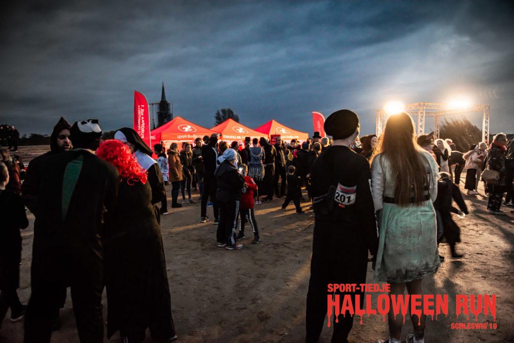 Sport-Tiedje Halloween Run 2019